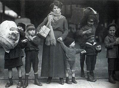 italiane emigrate e trasmissione di cittadinanza
