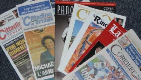 stampa italiana all'estero