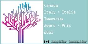 Innovation Award Prix