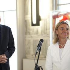 mogherini_de_blasio_foto_twitter_farnesina