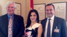 Incontro Ambasciata