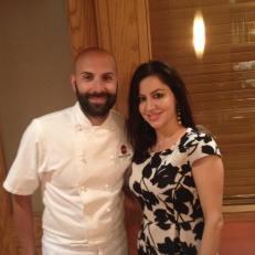 Con Rob Gentile, uno degli chef più rinomati di Toronto e ora anche di Vancouver