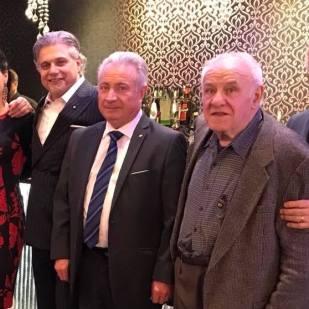 Con gli amici dell'Associazione cosentina di Montreal
