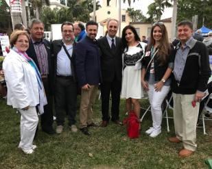 3rd Annual Downtown Boca Ratón, Florida, Italian Fest